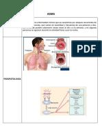 fisiopatología del asma
