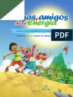 Amigos Amigas Energia 3 4 Cartilla Actividad