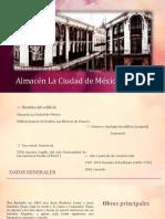Almacén Ciudad de México