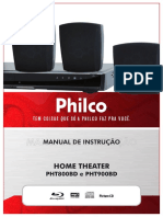 Docgo.net-manual de Instrução. Home Theater Pht800bd e Pht900bd. Picture CD