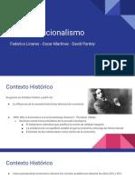Neoinstitucionalismo en la Economía - Federico Linares, Oscar Martínez y David Pardey