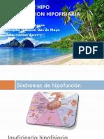 Sindrome de Hipo Hiper Funcion Hipofisiaria 2019