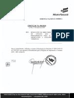 gerencia aduana nacional Bolivia