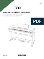 Manual de Uso AP 270