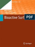 [Advances in Polymer Science 240] Erik Wischerhoff, Nezha Badi, André Laschewsky, Jean-François Lutz (auth.), Hans G. Börner, Jean-Francois Lutz (eds.) - Bioactive Surfaces (2011, Springer-Verlag Berlin Heid (1).pdf