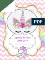 Agenda de Unicornio 2018-Convertido