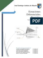 Ecuaciones Diferenciales Parciales Final