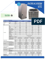 15 Ciac Ducted Air Conditioning System 60hz r410a Final