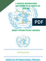 Derechointernacionalprivado Wendy Viviana