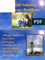 Allergy Problems Slides