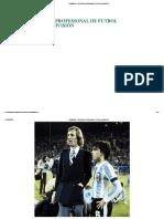 Plataforma - Escuela de Entrenadores Cesar Luis Menotti