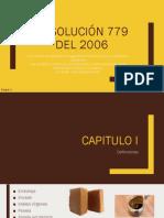 RESOLUCIÓN 779 DEL 2006 (1) (1)