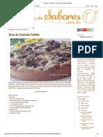 Ondas de Sabores_ Torta de Sardinha Fofinha