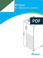 Manual do usuário UPS DELTA série DPS