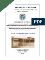 Estudio Hidraulica Fluvial
