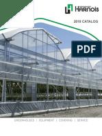 Harnois Greenhouse Catalogue 2018