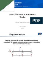 TORÇÃO(2)