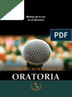 Manejo de La Voz en El Discurso
