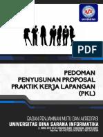 Pedoman Proposal PKL UBSI 2019