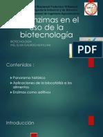 tecnologia enzimatica
