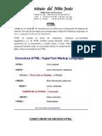 Guia de Clase HTML.
