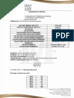 Liquidacion Prestaciones Sociales Adelina Patiño