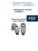 ECR Manual Ultrassonico Nivel Compacto Em Portugues
