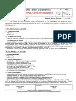 Errores y Advertencias MCP7