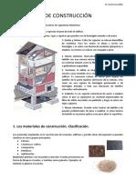 3º Eso Materiales de Construccion y Ceramicos