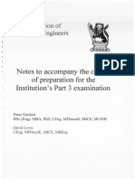 IStructE Notes to Accompany Course of Preparation for Part 3 Exam_a - P Gardner & D Lowe