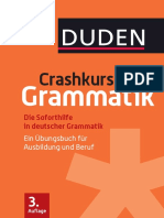 [Duden Redaktion] Duden. Crashkurs Grammatik - Ein(Z-lib.org)