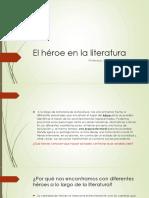 el héroe en la literatura
