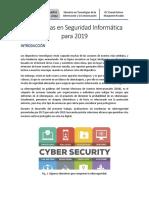 Tendencias en Seguridad Informática