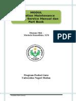 LK 2 Bahan Ajar Modul OMM Service Manual dan Part Book.DOC