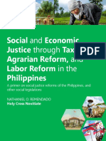 Agrarian Reform and Social Justice