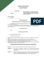 Pre-trial Guide Carson - Vawc