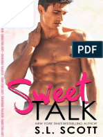 Leido Sweet Talk - S.L. Scott