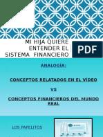 MI HIJA QUIERE ENTENDER EL SISTEMA  FINANCIERO.pptx