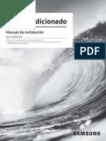 AJ020MCS3CH_Max Heat FJM Installation Manual SPANISH