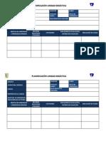 PLANIFICACIÓN SEMESTRAL 2019 2°SEMESTRE