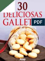 Ait Ali Sylvie - 30 Deliciosas Galletas