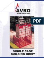 Forteza Elevator AvroSingle4pg