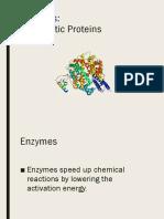 Enzyme Basics PowerPoint