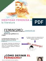 Identidad femenina