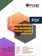 Proposal Program Medali Emas Tingkat SMP