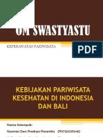 Ppt Kebijakan Pariwisata Di Indo Dan Bali