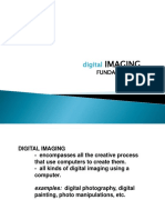 Digital Imaging Fundamentals - Red