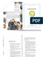 Chem merit research architecture
