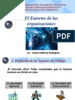 Extra 01 - El Entorno de La Admininistración