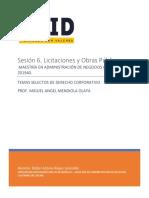 Sesión 6_Licitaciones y Obras Públicas_TSDC_DidierReyes